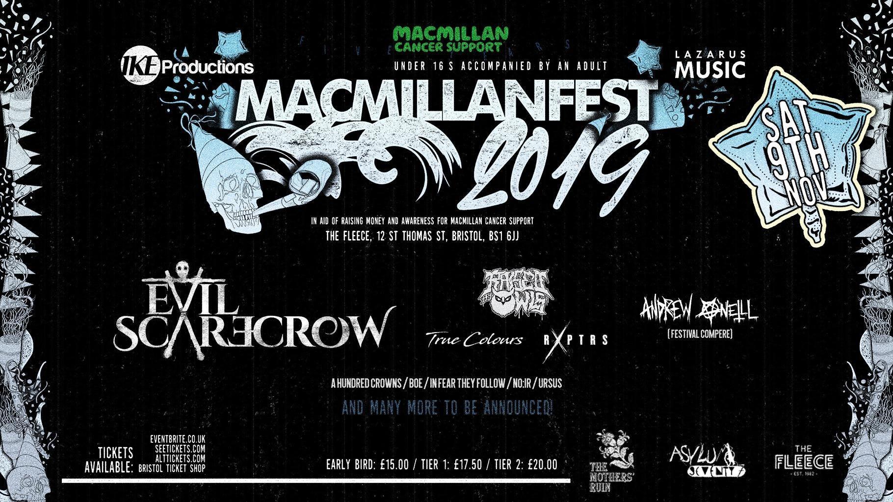 Macmillan Festival