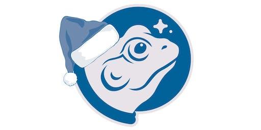 2nd Annual Rocket Frog Winter Warmer Fest