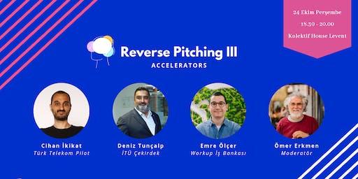 Reverse Pitching by Yatırımcı Kafası