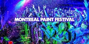 MONTREAL PAINT FESTIVAL | SAT NOV 23