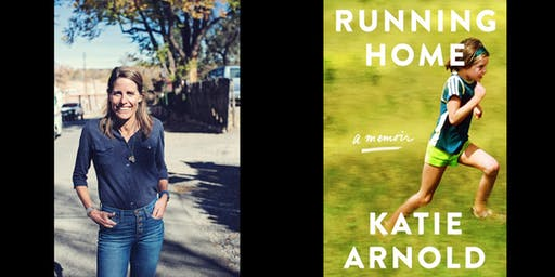"VMS Book Fair Luncheon: Katie Arnold, Author of ""Running Home"""