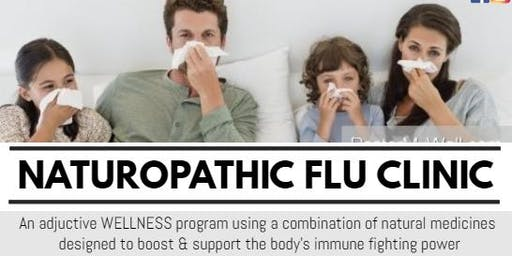 Naturopathic Cold & Flu Prevention Clinic