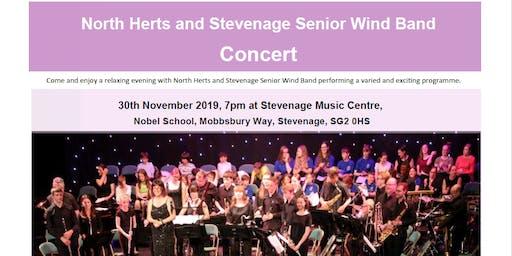 North Herts and Stevenage Senior Wind Band Concert