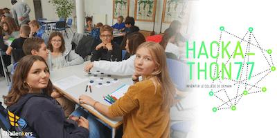 Hackathon 77 - Concevons les offres éducatives 2020 de Seine-et-Marne