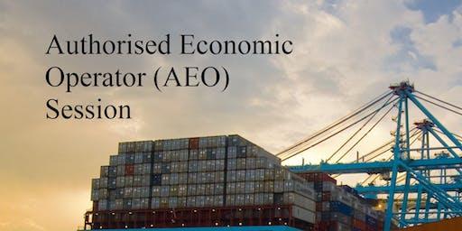 Authorised Economic Operator (AEO) Session - Ipswich