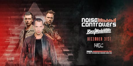 NOISECONTROLLERS & BASS MODULATORS [NYE 2020] tickets