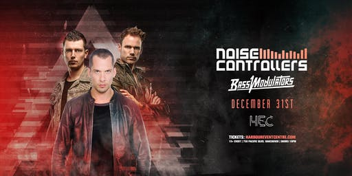 NOISECONTROLLERS & BASS MODULATORS [NYE 2020]