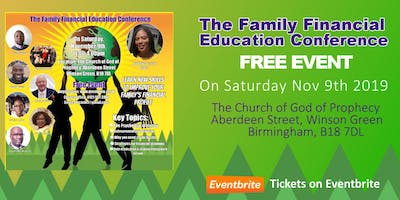 Copy of The Family Financial Education Conference
