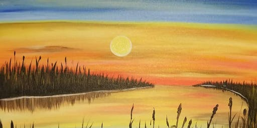 Autumn Marsh ~ Paint and Sip @ Still River Bar and Grill
