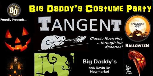 Big Daddy's Costume Party