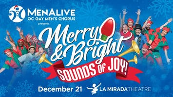 "MenAlive's ""Merry & Bright: Sounds of Joy"""
