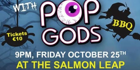 Halloween Party with POP GODS tickets