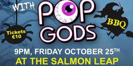 Halloween Party with POP GODS