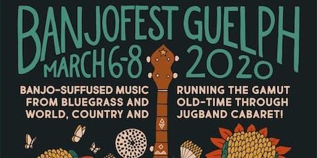 Banjofest Guelph 2020 tickets