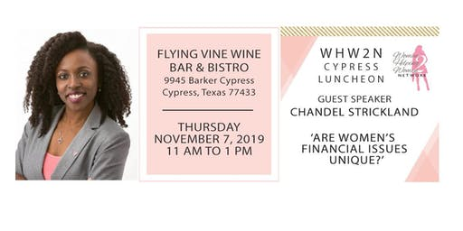WHW2N - Cypress Luncheon