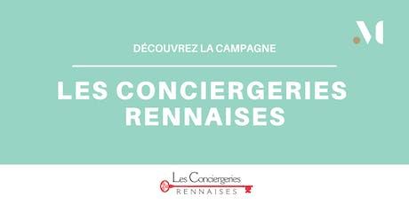 Venez découvrir Les Conciergeries Rennaises en campagne sur myOptions billets