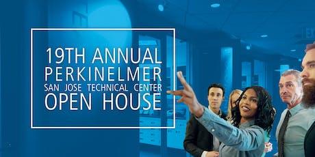 19th Annual PerkinElmer San Jose Technical  Center Open House tickets