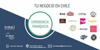 Experiencia Franquicia. Tu Negocio en Chile