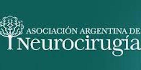 REUNION DEL CAPITULO DE TUMORES DE LA AANC- I JORNADA INTERNACIONAL entradas