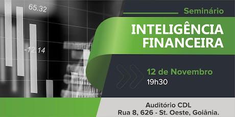Seminário de Inteligência Financeira ingressos