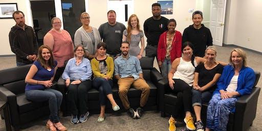 Progress Pitch - EforAll Cape Cod Fall 2019 Accelerator Cohort