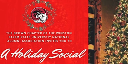 A Brown Chapter Holiday Social
