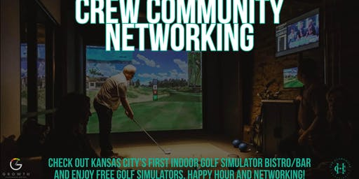 Crew Community Networking at The Clubhouse Experience