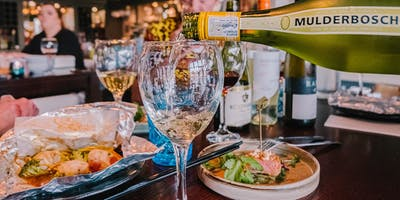 Five Course Food and Wine Pairing