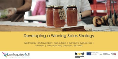 Developing a Winning Sales Strategy