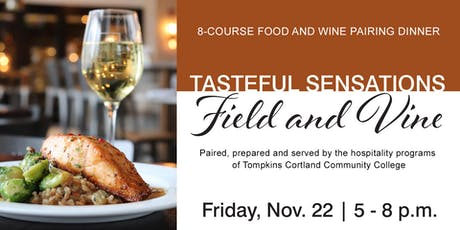 Tasteful Sensations: Field and Vine tickets
