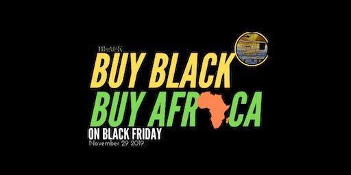 Buy Black, Buy Africa on Black Friday
