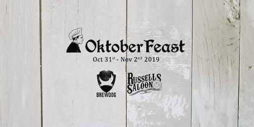 OktoberFeast 2019