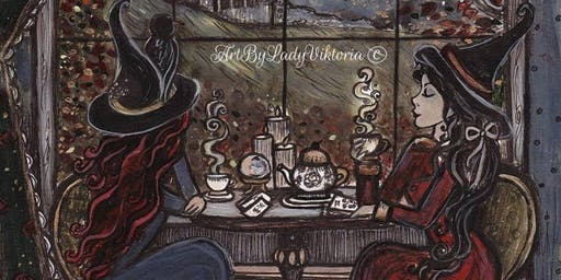 Tarot, Tea & Ghostly Tales