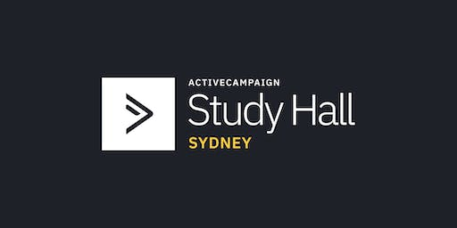 ActiveCampaign Study Hall | Sydney (11/20)