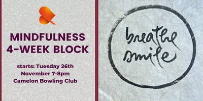 Mindfulness 4-Week Block - Camelon