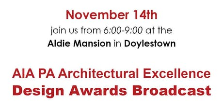 AIA Bucks County - PA AIA Virtual Awards tickets