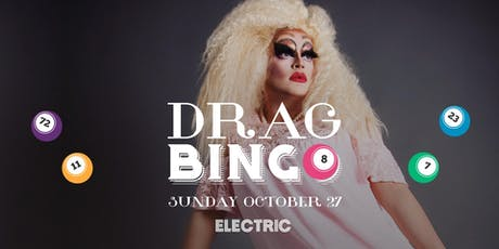 Drag Bingo at Electric tickets