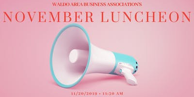 Waldo November Luncheon