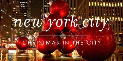 Christmas in New York City DayCation 2019