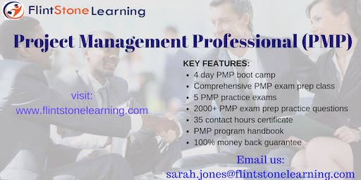 PMP Certification Training Course in Colby, KS