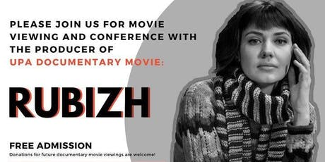 Рубіж Documentary Screening + Skype conference w/ producer Olesya Morhunets tickets