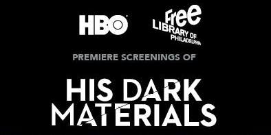 Exclusive Free Premiere Screening of HBO's His Dark Materials