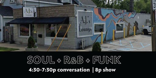 Soul, Funk and R&B: Industry Conversation + Concert