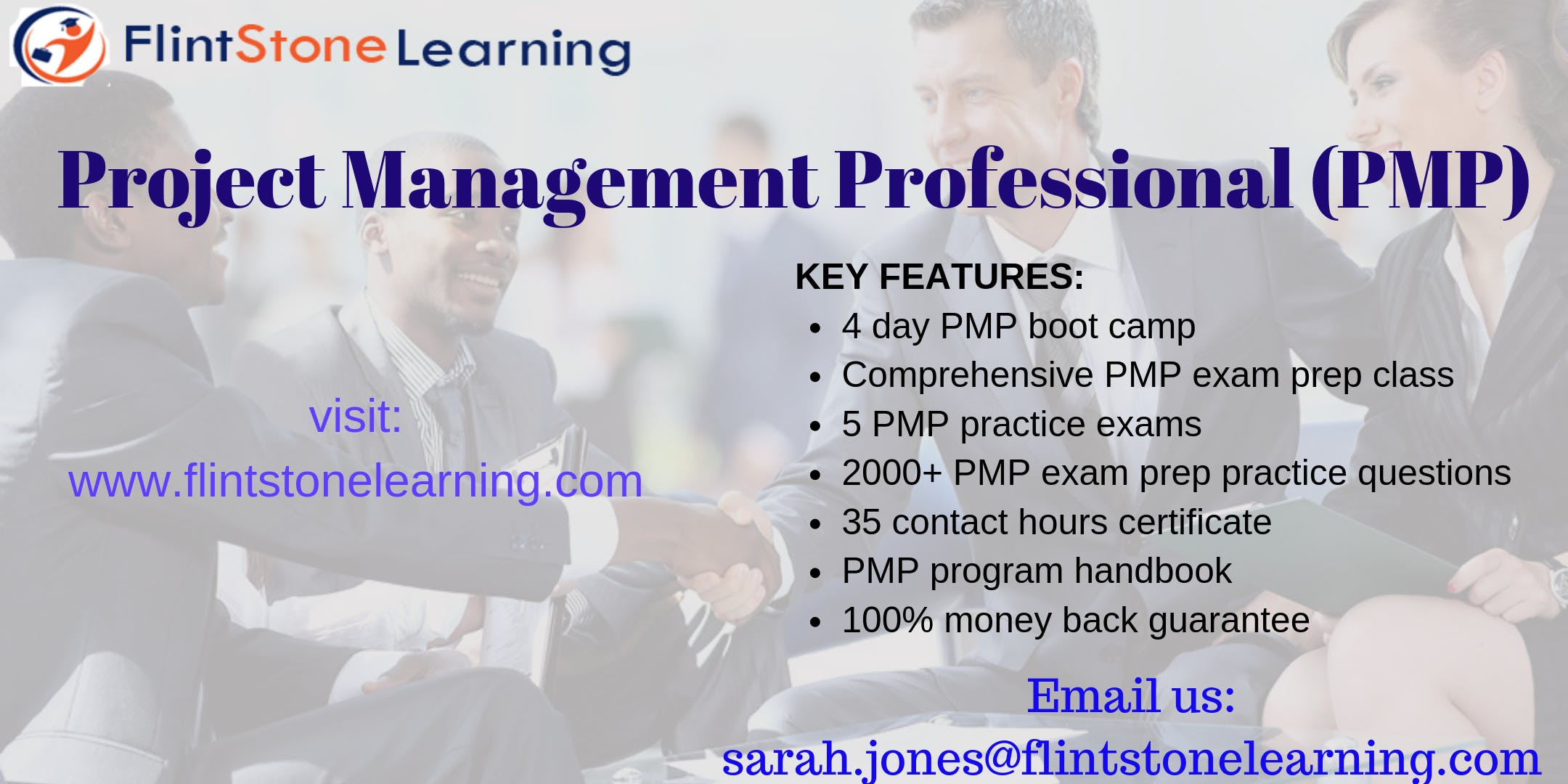 PMP Certification Training Course in Corvallis, OR
