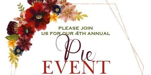 The Bean Teams 4th Annual Pie Event