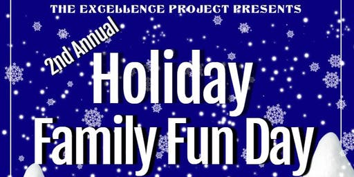 2nd Annual Holiday Family Fun Day