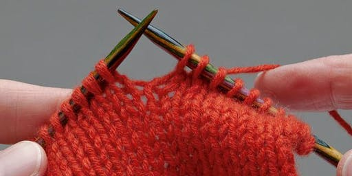 EASY KNITTING FOR ALL LEVELS - Wednesday 23 October