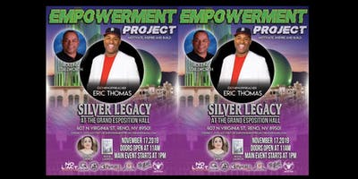 Empowerment Project - Motivate, Inspire, Build with ET the Hip Hop Preacher