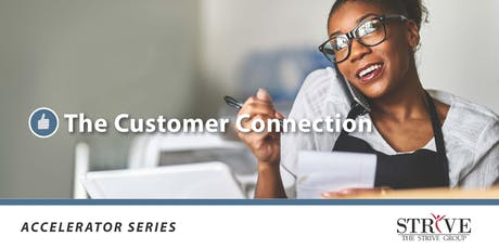 The Customer Connection tickets