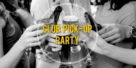 December  Monthly Club Pick-Up Party tickets